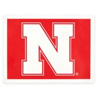 University of Nebraska Outdoor Curb Address Logo Decal