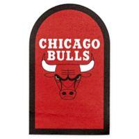 NBA Chicago Bulls Mailbox Door Logo Decal