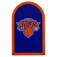 NBA New York Knicks Mailbox Door Logo Decal