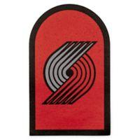 NBA Portland Trailblazers Mailbox Door Logo Decal