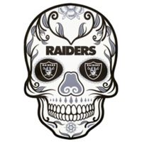 NFL Oakland Raiders Bienvenidos Outdoor Step Graphic Decal