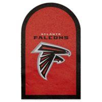 NFL Atlanta Falcons Mailbox Door Logo Outdoor Decal