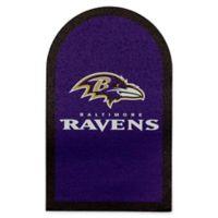 NFL Baltimore Ravens Mailbox Door Logo Outdoor Decal
