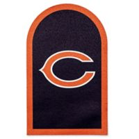 NFL Chicago Bears Mailbox Door Logo Outdoor Decal