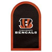 NFL Cincinnati Bengals Mailbox Door Logo Outdoor Decal