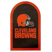NFL Cleveland Browns Mailbox Door Logo Outdoor Decal
