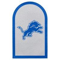 NFL Detroit Lions Mailbox Door Logo Outdoor Decal