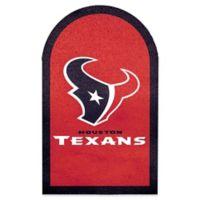NFL Houston Texans Mailbox Door Logo Outdoor Decal
