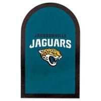 NFL Jacksonville Jaguars Mailbox Door Logo Outdoor Decal