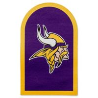 NFL Minnesota Vikings Mailbox Door Logo Outdoor Decal