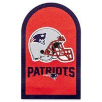 NFL New England Patriots Mailbox Door Logo Outdoor Decal
