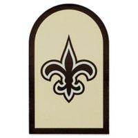NFL New Orleans Saints Mailbox Door Logo Outdoor Decal
