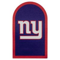 NFL New York Giants Mailbox Door Logo Outdoor Decal