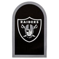 NFL Oakland Raiders Mailbox Door Logo Outdoor Decal