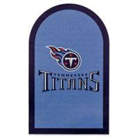 NFL Tennessee Titans Mailbox Door Logo Outdoor Decal