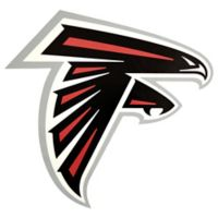 NFL Atlanta Falcons Small Decal