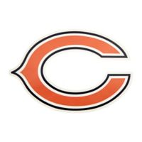 NFL Chicago Bears Small Decal