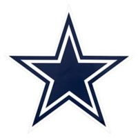 NFL Dallas Cowboys Small Decal