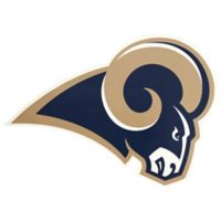 NFL Los Angeles Rams Small Decal