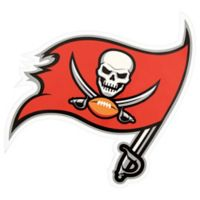 NFL Tampa Bay Buccaneers Small Decal