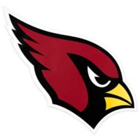 NFL Arizona Cardinals Outdoor Large Primary Logo Graphic Decal