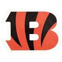 NFL Cincinnati Bengals Outdoor Large Primary Logo Graphic Decal