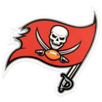 NFL Tampa Bay Buccaneers Outdoor Large Primary Logo Graphic Decal