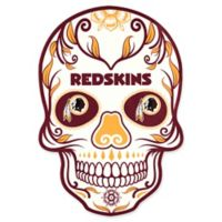 NFL Washington Redskins Outdoor Dia De Los Muertos Skull Decal
