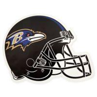 NFL Baltimore Ravens Outdoor Helmet Graphic Decal