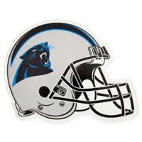NFL Carolina Panthers Outdoor Helmet Graphic Decal