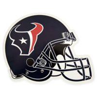 NFL Houston Texans Outdoor Helmet Graphic Decal