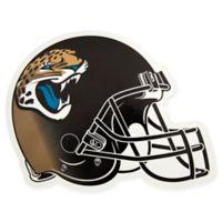 NFL Jacksonville Jaguars Outdoor Helmet Graphic Decal
