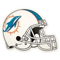 NFL Miami Dolphins Outdoor Helmet Graphic Decal