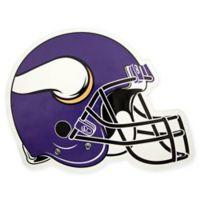 NFL Minnesota Vikings Outdoor Helmet Graphic Decal