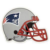 NFL New England Patriots Outdoor Helmet Graphic Decal
