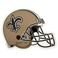 NFL New Orleans Saints Outdoor Helmet Graphic Decal
