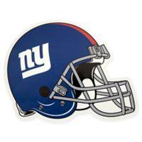 NFL New York Giants Outdoor Helmet Graphic Decal