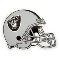 NFL Oakland Raiders Outdoor Helmet Graphic Decal