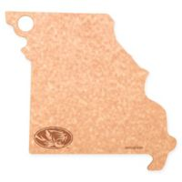 University of Missouri Epicurean® State Shaped Logo Cutting Board