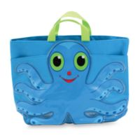 Melissa and Doug® Sunny Patch Flex Octopus Beach Tote Bag in Blue
