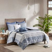 Urban Habitat Maggie 7-Piece Reversible King/California King Cotton Duvet Cover Set