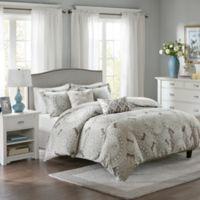 Harbor House™ Freida Full/Queen Duvet Cover Set in Grey