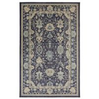 Mohawk Heirloom Tansen 5' x 8' Area Rug in Indigo