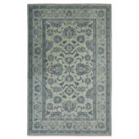 Mohawk Heirloom Seti 5' x 8' Area Rug in Aqua
