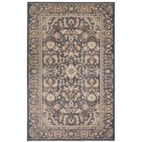 Mohawk Heirloom Damak 5' x 8' Area Rug in Indigo