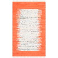 Safavieh Montauk 3' x 5' Beatrix Rug in Orange
