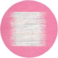 Safavieh Montauk 4' x 4' Beatrix Rug in Pink