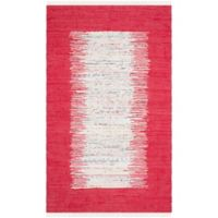 Safavieh Montauk 4' x 6' Beatrix Rug in Red