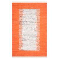 Safavieh Montauk 5' x 8' Beatrix Rug in Orange