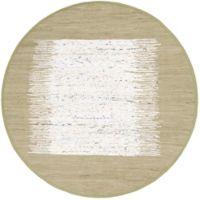 Safavieh Montauk 6' x 6' Beatrix Rug in Olive